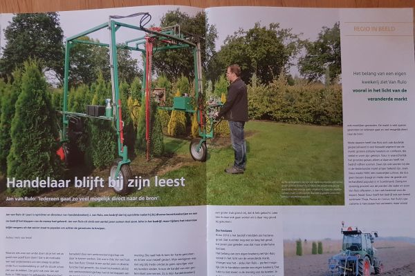 Artikel in Boom in Business